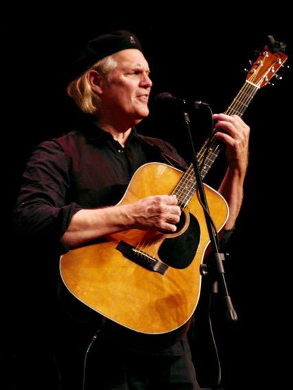 Greg Greenway and guitar