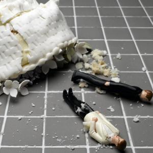 divorce cake grooms