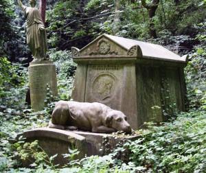 pet dog grave1